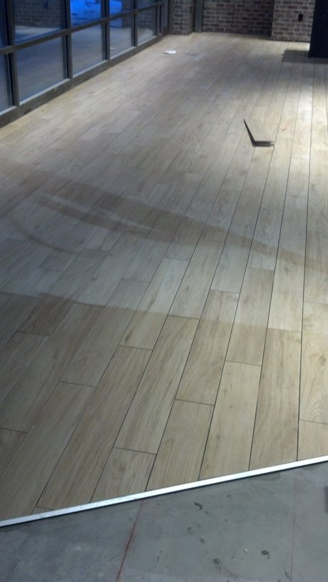 Custom commercial and retail hardwood flooring for Wood flooring retailers